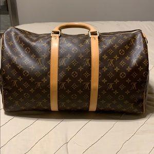 Louis Vuitton Keepall 55.